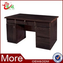 Hot sale high quality computer desk office table MDF furniture