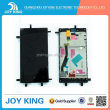 mobile phone repair parts unlocked lcd for Nokia lumia 720 screen display replacement