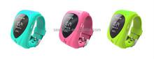 gps bracelet kids tracker, bracelet with gps for children, gps watch tracker SOS geo-fence mobile phone 2 way communication