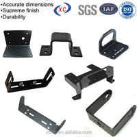 Customized U shaped bracket metal connecting brackets for wood
