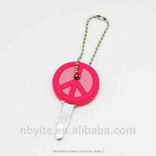 de color rosa llave clave de la cubierta de la tapa con buen aspecto