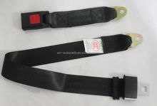 Adjustable Car Seat Belt Lap Belt Two Point Safety Universal Seatbelt SB2112