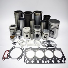 Fit engine parts for YANMAR 3TNA72 with the top ring 1.5 mm Piston Ring