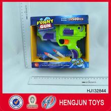 Sport game Soft bullet gun toys Space gun soft air gun