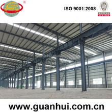 Engineer designed light steel frame warehouse