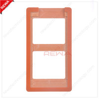 Refurbishment Repair Gluing UV Glue LOCA Alignment Mould Mold for Sony Xperia Z2 LCD Touch Screen Outer Glass Lens