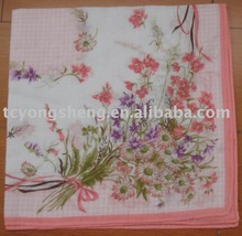 popular lady's handkerchief