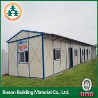foldable portable steel prefabricated shop