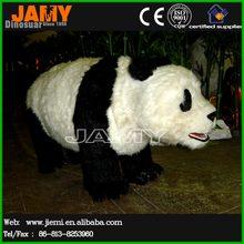 Lifelike Cute Panda Animal Model