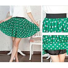 Nueva moda las mujeres auturm- verano floral imprimir falda, trompeta casual flaco falda plisada 7674