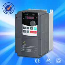 220VAC single phase in, three phase out frequency converter to convert 50Hz to 60Hz for pump operation