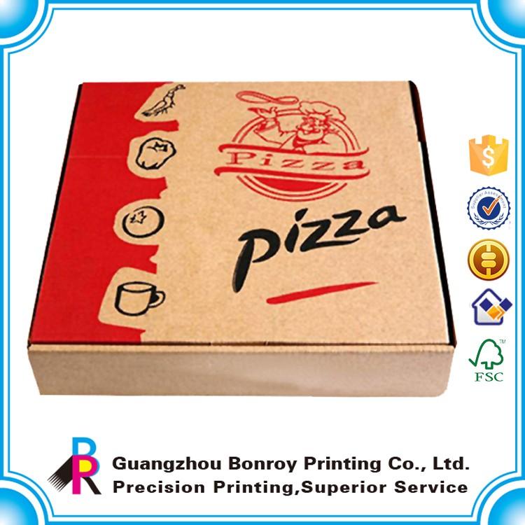 T-shirt de impressão personalizada de papelão ondulado caixas de embalagem de transporte