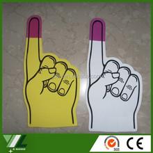 One finger up foam fingers sale