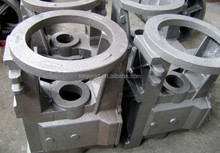 custom iron factory railway castings