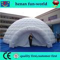 inflable de camping al aire libre tienda de campaña de la burbuja para la venta