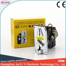 Best-selling comparative coin acceptor,High quality Coin receptor