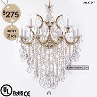 13 Light atlantis suspension light - three tier ( USD 275.00 )