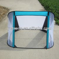 2014 High quality foldable soccer goal for children