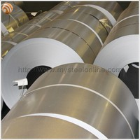 Architecture Roofing Sheet Used Prime Quality AZ120 Galvalume Coil in Stock with Sheared Edges