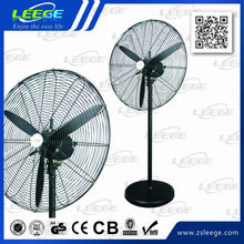 "20"" 26"" 30"" Outdoor Pedestal Fan Industrial Warehouse Fan"