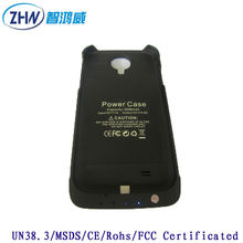 innovative product ideas, 2013 NEW popular battery case of samsung galaxy s4 with high capacity