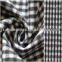 Cheap Tartan Wool Garment Woven fabric