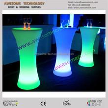 pub cocktail table modern led bar desk(TP110B)