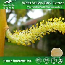 Salicin White Willow Bark Extract, Salicin 15% , Salicin 25%