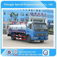 4*2 Dongfeng Chassis water truck . vehicle from China ,big auto company