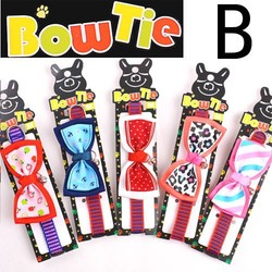 Wholesale Pet Products/Pet Accessory/Pet Bow Tie for cat and dog