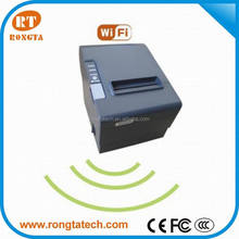 80MM receipt Wifi Thermal Pos receipt printer, Rongta RP80W