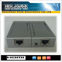Hdmi Extender Over Cat5 Full HD 1080P 60M At Low Price