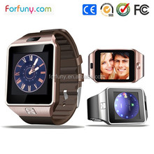 Cheap Fashionable Smart Watch Android Bluetooth Watch Smart Watch Phone with 2g SIM Card Built-in