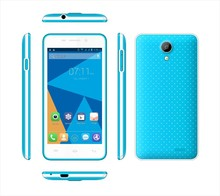 4.5 inch DOOGEE LEO DG280 IPS 3G Smartphone Android 4.4 MTK6582 1.3GHz Dual Sim Mobile Phone DG280