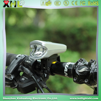 Electric charge torch light LED bike torch