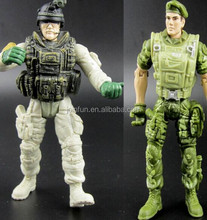 lifelike soldier action figure,custom blue soldier action figure,hot selling plastic soldier action figure