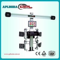 Wheel Aligner with CE Certification, 3D Four Wheel Alignment Equipment