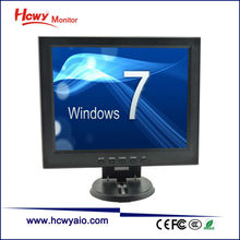 "Reliable Supplier 10"" PC Monitor 10inch Desktop TFT LCD Monitor 1024*768"