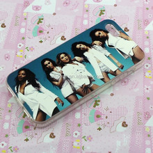 For Apple iphone 5 5s High quality OEM printing phone case soft tpu+pc phone case