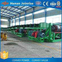 Professional manufacture of Coal bulk handling belt conveyor with ISO BV certificates and best price