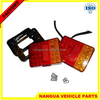 led stop turn rear tail light for camper trailer with E-mark certification(RK09233)