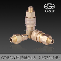 Hydraulic and pneumatic quick coupling, quick coupler, male, female with sale