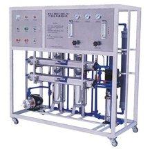 Sistema tratamiento de agua osmosis inversa comercial 300 L/H con rueda