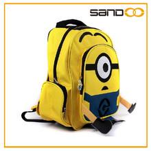 Rulercosplay Despicable Me Backpack, Cartoon Cute Kids School Bags For 2015