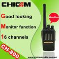 Barato Durable Chicoma CH-800 aficionados radioafición