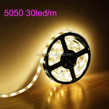 Easy And Simple To Handle 5050 Single Color Led Strip 150Leds Strip Light IP65