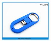 China factory promotion oem cheap u disk 1gb 2gb 4gb 8gb usb flash drive bottle opener