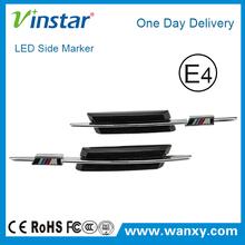 E4 E-Mark High Quality E39 LED Side Marker LED Turning signal light for bmw e39 1996-2003 with Manufacturer Price