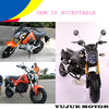 inverted shock absorber motorcycle/double disk motorcycle/LED light
