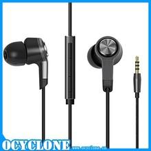 xiaomi 3rd piston earphone mic with volume control